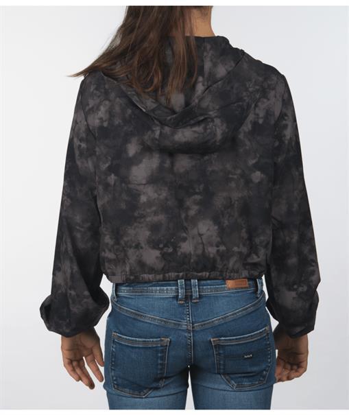 Hurley W QUARTER ZIP WINDBREAKER-Jacket