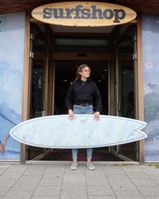 Indio Endurance Big Fish Surfboard