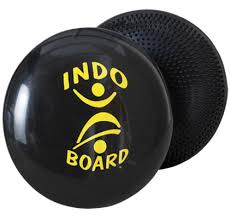 Indo Board INDO BOARD FLO CUSHION-BLACK Diversen