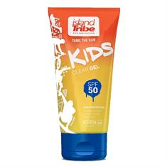 Island tribe Kids SPF 50 Clear Gel 50ml