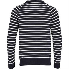 Kronstadt Liam Recycled cotton striped knit