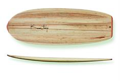 Kun Tiqi Mini Simmons Futures Surfboard