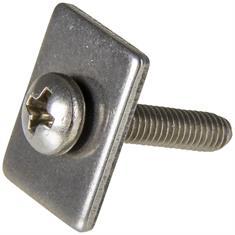 Lockjaw Longboard Screw and Plate-10203