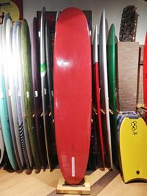 Lufi Noosa Secret longboard Rood tinten