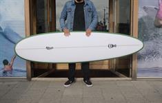 Mark Phipps Snowshoe Futures Surfboard
