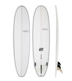 Modern Double wide Single + 2fin surfboard