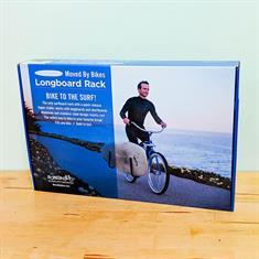 MovedByBikes Longboard Rack