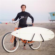 MovedByBikes Moved By Bikes (MBB) - ShortBoard Rack