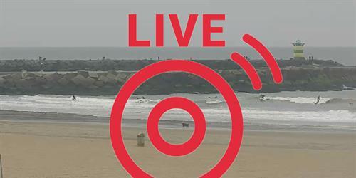 Nieuw! Scheveningen Surf Webcam