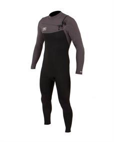 Ocean & Earth 4/3 mm Mens Free-Flex Chest Zip Steamer Wetsuit