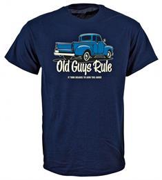 Old Guys Rule It Took Decades Tee Diversen
