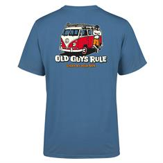 Old Guys Rule Stand by your Red Van Tee