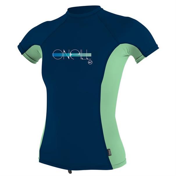 ONeill Girls Premium Skins S/S Rash Guard