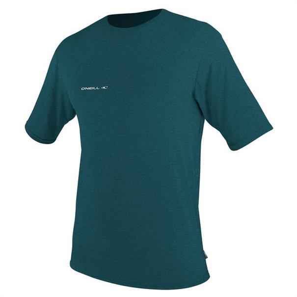ONeill Hybrid S/S Sun Shirt Blauw tinten