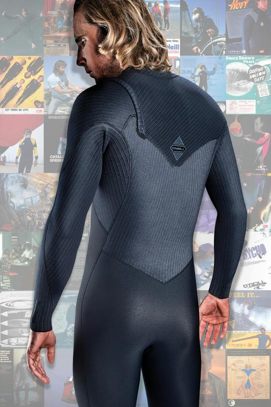 ONeill Hyperfreak Comp 3/2 Zipless Full - Wetsuit Heren
