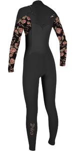 ONeill Wms Epic 4/3 Chest Zip Full - Wetsuit Dames