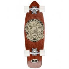 """Osprey In Skate We Trust 27.25"""" cruiser skateboard"""