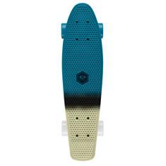"Osprey Paint blue 22"" cruiser skateboard"