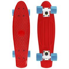 "Osprey Retro Red 22.5"" cruiser skateboard"