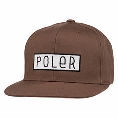 Poler Font Patch Hat