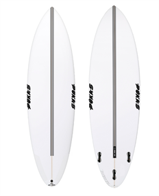 Pukas 69 Evolution PU FCS Surfboard