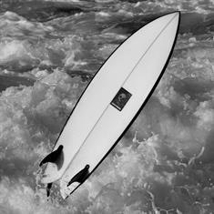 Pukas Christenson Pegaso FCSII Fish Surfboard