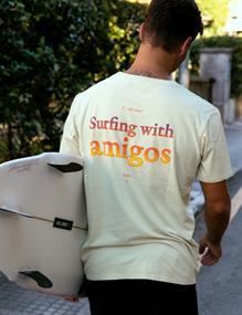 Pukas S/s Tee Surfing Amigos