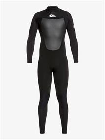Quiksilver 3/2mm Syncro - Back Zip Wetsuit for Men - Wetsuit Heren