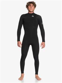 Quiksilver 3/2mm Syncro - Chest Zip Wetsuit for Men