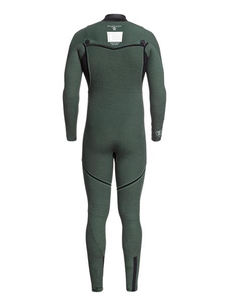 Quiksilver 4/3mm Highline Limited Monochrome - Wetsuit Heren