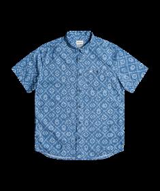 Quiksilver Baja Blues - Short Sleeve Shirt for Men