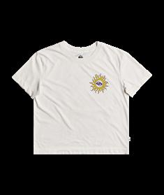 Quiksilver Colorful Land - Organic T-Shirt for Women