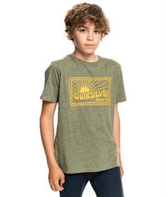 Quiksilver Come Back - T-shirt voor Jongens
