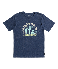Quiksilver Dream Sessions - Organic T-Shirt for Boys 8-16