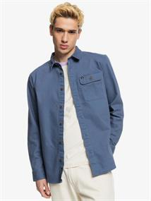 Quiksilver Eady - Overhemd met Lange Mouw voor Heren