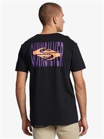 Quiksilver Either Way - T-Shirt voor Heren