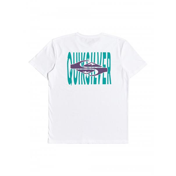Quiksilver Either Way - T-Shirt voor Jongens 8-16