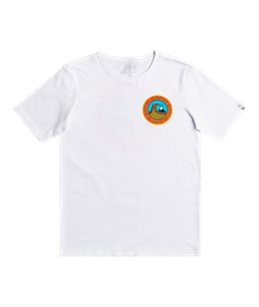 Quiksilver Electric Roots - T-Shirt for Boys 8-16