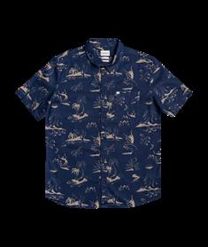 Quiksilver Endless Trip - Short Sleeve Shirt for Men