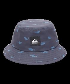 Quiksilver Flounders - Reversible Bucket Hat for Boys 2-7