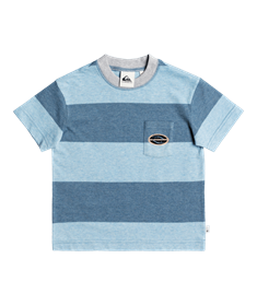 Quiksilver Full Charge - Organic T-Shirt for Boys 2-7