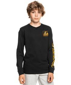 Quiksilver Golden Record - T-shirt voor Jongens