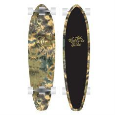 """Quiksilver Hightide longboard skateboard 37"""""""