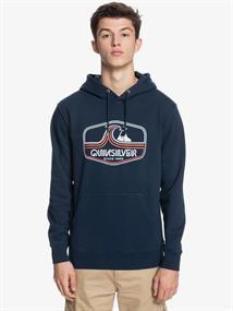 Quiksilver Highway Vagabond - Organic Hoodie for Men