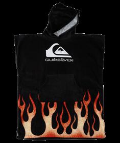 Quiksilver Hoody Towel - Beach Towel for Boys