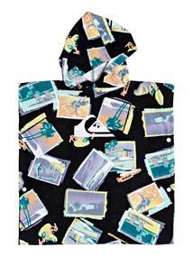Quiksilver Hoody Towel - Surf Poncho voor Kinderen