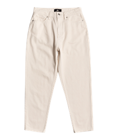Quiksilver Infinity Time - Organic Mom Fit Trousers for Women