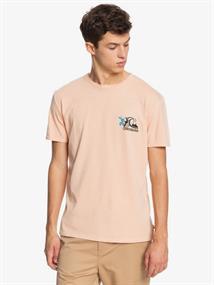 Quiksilver Informal Disco - Organic T-Shirt for Men