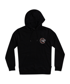 Quiksilver Into The Wide - Organic Hoodie for Men