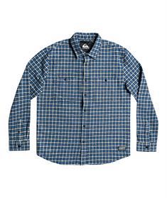 Quiksilver Intrepide Explorer - Overhemd met Lange Mouw voor Heren